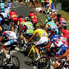 Los pases del Tour de Francia.