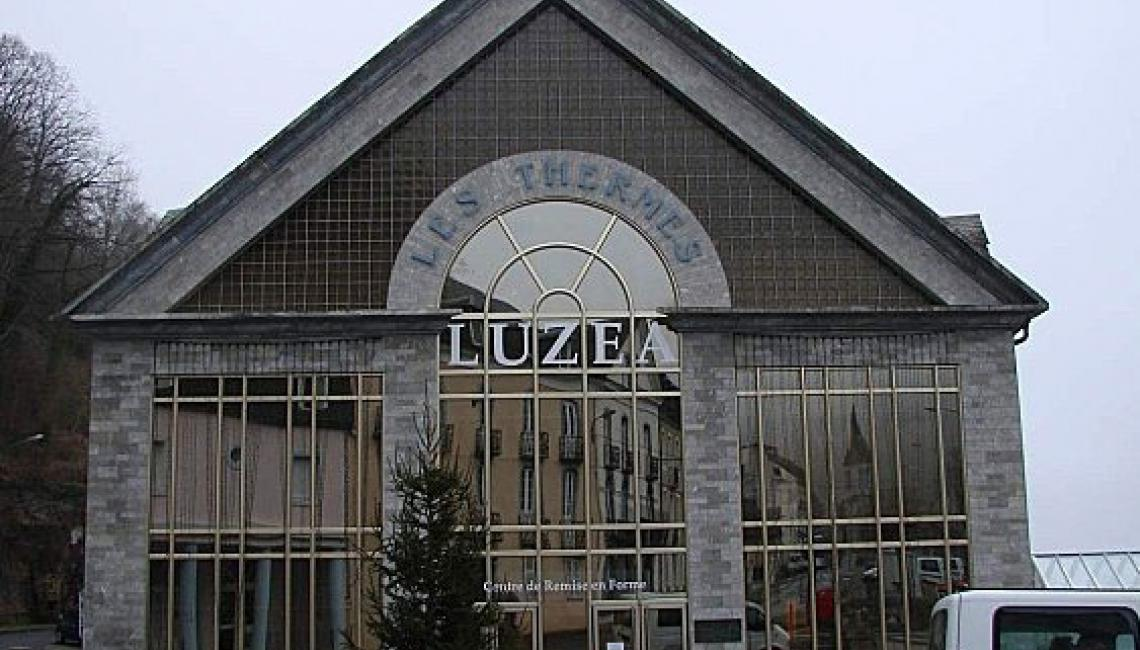 Luzéa Thermal bath Luz Saint Sauveur